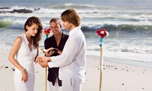 Ceremonies With Rev. Michelle: $138 for $250 Groupon — Ceremonies with Rev. Michelle : wedding officiant