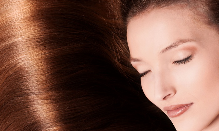 Extension Dreams Salon & Spa - Altos Del Mar: $79 for an Organic-Based Keratin Hair-Straightening Treatment at Extension Dreams Salon & Spa ($200 Value)