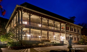 Stay At The Esmeralda Inn & Restaurant In Lake Lure, Nc. Dates Into April.
