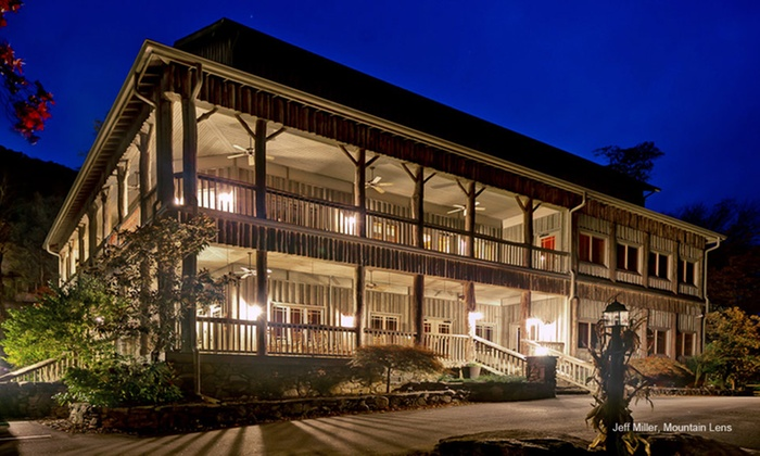Historic Inn in Blue Ridge Mountains