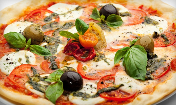 Crust - East Rockville: Italian Food for Two or for Four or More at Crust (Half Off)