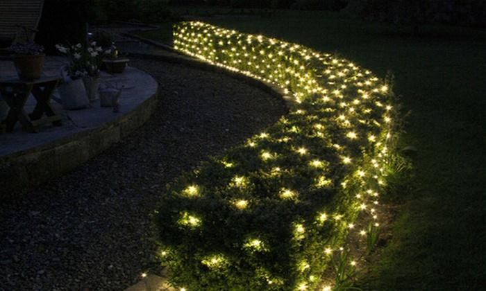 Solar Ed Led Net Lights