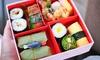 Sushi box con 19 o 26 pezzi