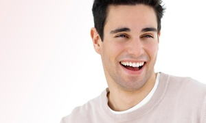 Elite Dental Care: One, Two, or Three Dental Implants with Abutments and Crowns at Elite Dental Care (Up to 70% Off)