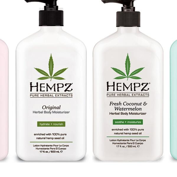 Hempz Herbal Body Moisturizers or Whipped Body Créme