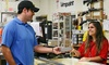Spring Guns and Ammo - Spring: Shooting-Range Package for One, Two, or Four at Spring Guns and Ammo (Up to 53% Off)