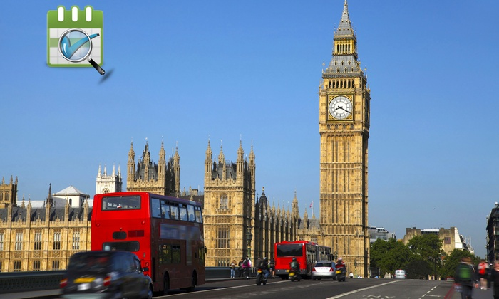 Groupon London Hotel Stay