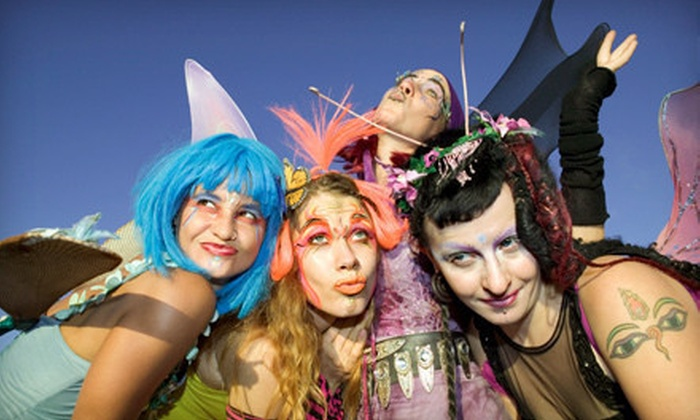 SF Mad Dash - Golden Gate Park: Helluva Halloween 5K Costume Run for One or Two with After Party Presented by SF Mad Dash (Up to 53% Off)
