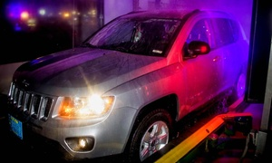 Magic Car Wash: Three, Six, or Nine Supreme Car Washes at Magic Car Wash (Up to 55% Off)