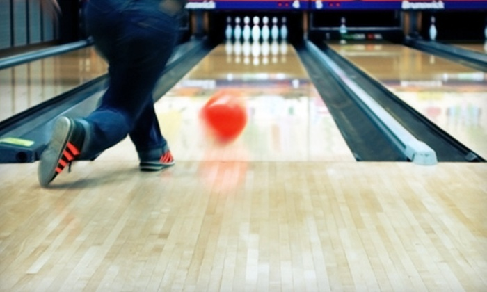 Country Club Lanes - Arden - Arcade: Unlimited Daytime Summer Bowling on Monday–Friday for Youth or Adult at Country Club Lanes (Up to 92% Off)