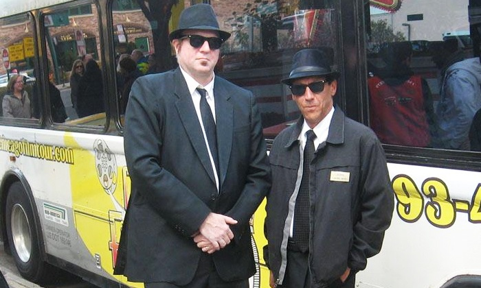 Chicago Film Tour - Chicago Hauntings Ghost: Blues Brothers Film Tour for One or Two from Chicago Film Tour (Up to 52% Off)