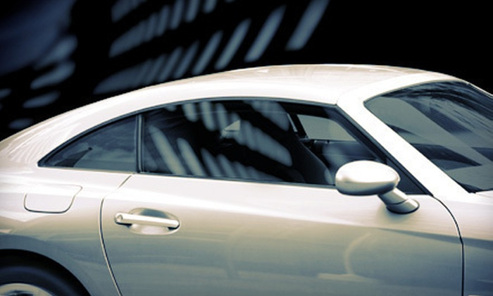 Meineke Car Care Center - Meineke Car Care Center Boston: Window Tinting for Two or Five Windows at Meineke Car Care Center in Malden (Up to 54% Off)