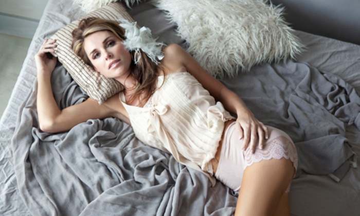 Erica Lee Photography - Downtown Lexington: $69 for a Two-Hour Boudoir Photo-Shoot Package at Erica Lee Photography ($210 Value)