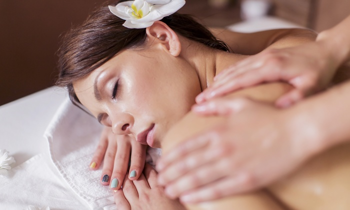 Bay Thai Massage - Laguna Beach: Body Scrub or One-Hour Thai Yoga Massage or Hot Stone Massage at Bay Thai Massage (Up to 55% Off)