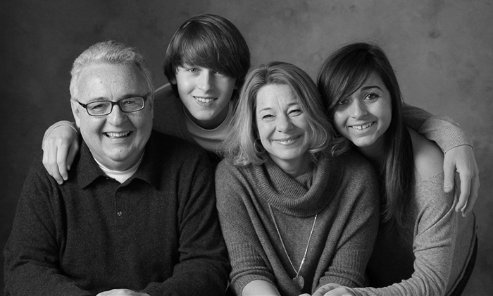HauserTown.com - West Town: $79 for a Family or Business Portrait-Shoot Package with Print at HauserTown.com ($799 Value)