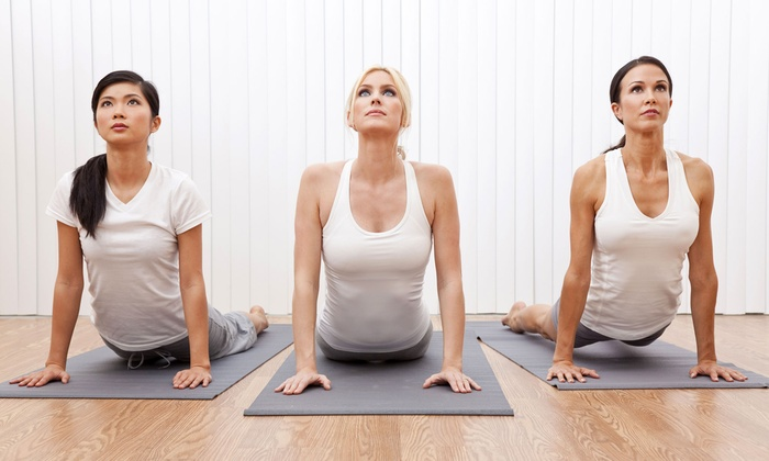 AOA Fitness, LLC - Wilmington Island: 10 or 20 One-Hour Yoga Classes at AOA Fitness, LLC (Up to 71% Off)