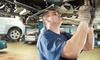 Big Country Customs - Abbotsford: C$115 for a Winter Oil-Change Package with Tire Rotation at Big Country Customs (C$115 Value)