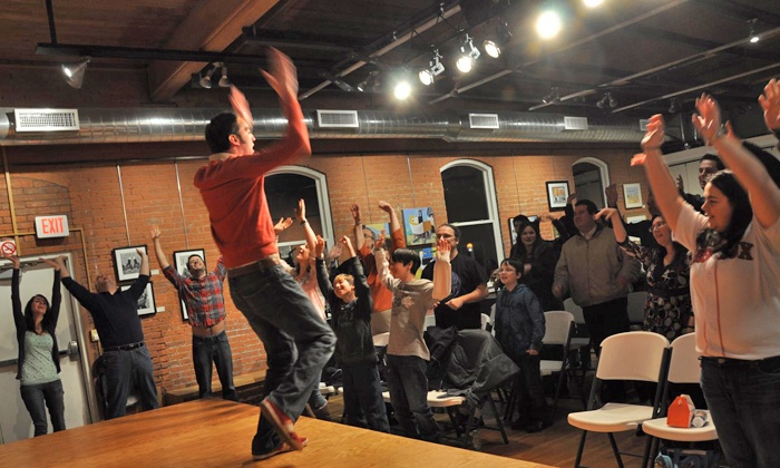 Bring Your Own Improv - Warwick Museum of Art: Bring Your Own Improv for 2, 4, or 10 at the Warwick Museum of Art, Fridays Through December 12, 2014 (Up to 59% Off)
