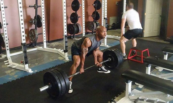 Lift Strong Run Fast 2920 - Spring: $34 for $75 Worth of Gym Visits at Lift Strong Run Fast 2920