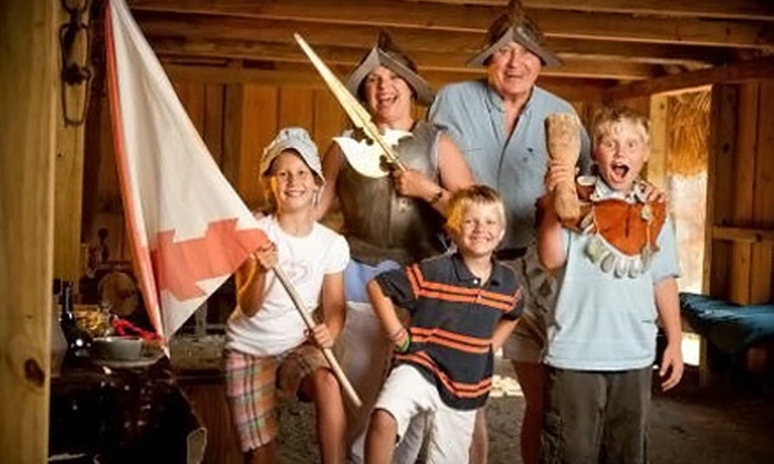 Old Florida Museum - St. Augustine: Admission for Two or Up to Five at Old Florida Museum (Up to 64% Off)
