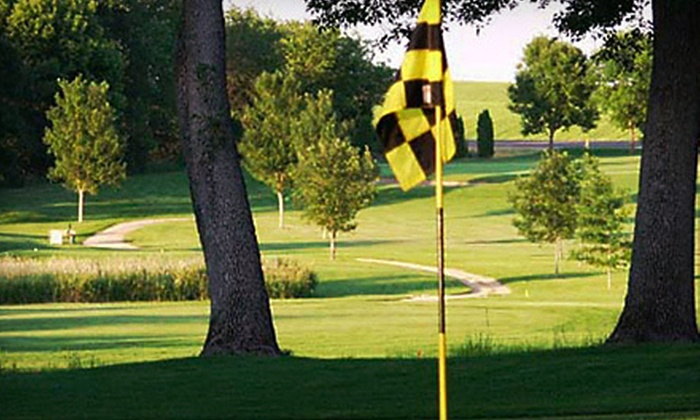 CreeksBend Golf Course - New Prague: $49 for a Round of Golf for Two with Cart and Range Balls at CreeksBend Golf Course in New Prague (Up to $104.75 Value)