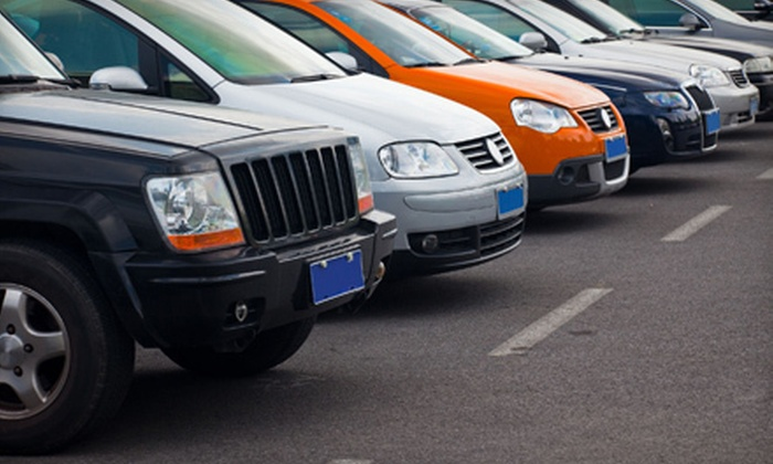 Air & Sea Parking - Air & Sea Parking: $15 Worth of Parking Services