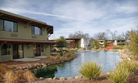 Eco-Friendly Hotel in Sacramento Valley