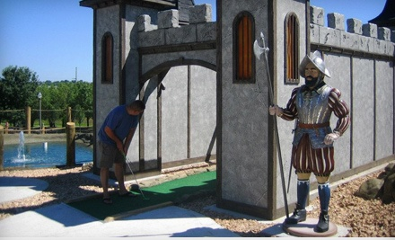 Day Pass for Two or Four at Greatest Adventures Mini Golf (Half Off)