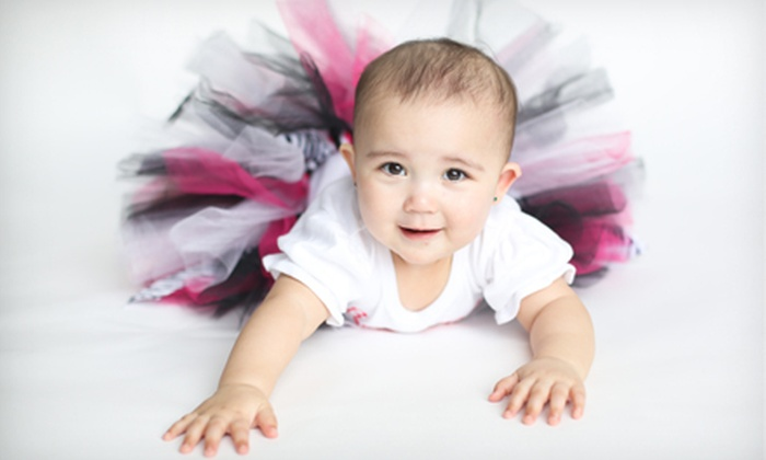 Brandi Alexander Photography - Abbott Loop: In-Studio or On-Location Family Photo Shoot with Digital Images on CD from Brandi Alexander Photography (Up to 54% Off)