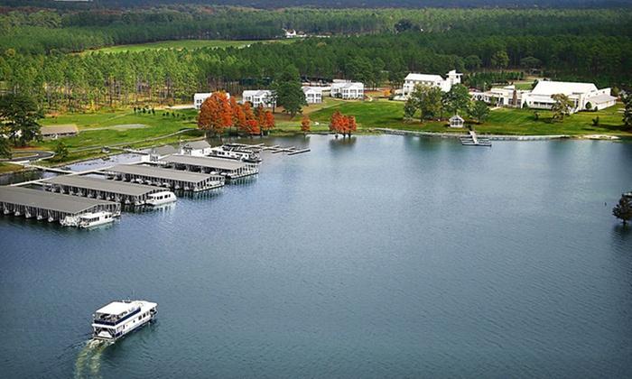 Lake Blackshear Resort & Golf Club  - Cordele, GA: One-Night Stay at Lake Blackshear Resort & Golf Club in Cordele, GA