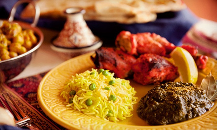 Indian cuisine angeethi authentic indian cuisine groupon for Angeethi indian cuisine leesburg