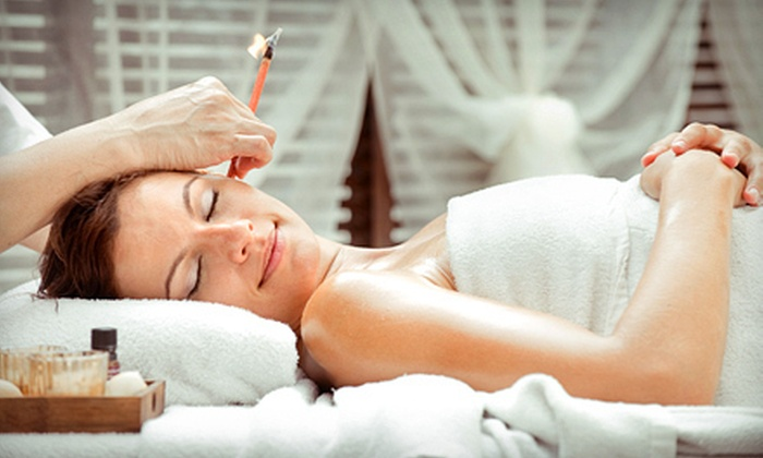 herbal Mineral - Cupertino: $39 for Ear or Navel Candling and Massage at herbal Mineral ($80 Value)