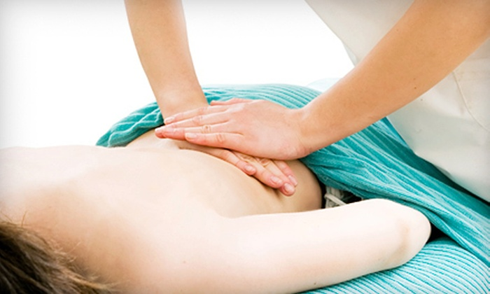Geist Chiropractic - Geist Integrated Health: $29 for a Chiropractic Visit with Exam, X-rays, and One-Hour Massage at Geist Chiropractic in Fishers (Up to $250 Value)