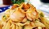 Up to 53% Off Italian Dinner Cuisine at Trattoria Bella Mia