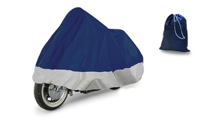 Durable Waterproof Motorcycle Covers - Storage Bag Included