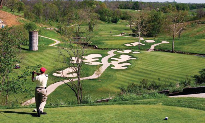 Old Silo Golf Course - Mount Sterling: 18-Hole Round of Golf for Two or Four Including Cart Rental at Old Silo Golf Course in Mt. Sterling (Up to 57% Off)