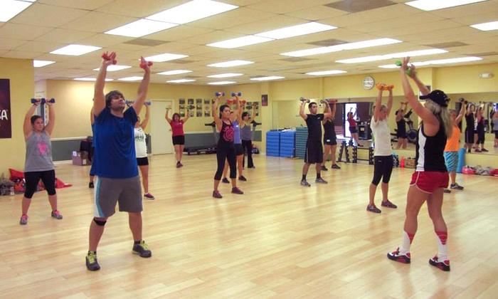 DeVoir Fitness Studio - Schertz: Four or Six Weeks of Boot-Camp Classes at DeVoir Fitness Studio (Up to 65% Off)