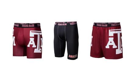 NCAA Texas A&M University Men's Briefs or Compression Shorts