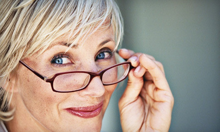 20/20 Optical St Louis - Saint Louis: Eye Exam with $125 Toward Prescription Eyewear or Exam with Trial Contacts at 20/20 Optical St Louis (Up to 89% Off)