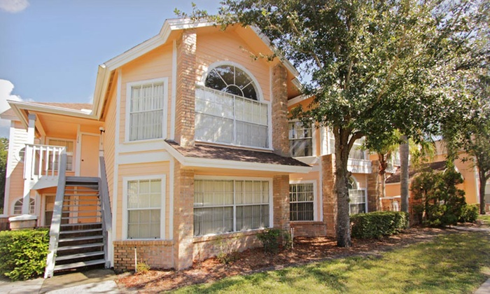 Florida Deluxe Villas - Kissimmee: 2- or 3-Night Stay at Florida Deluxe Villas in Greater Orlando