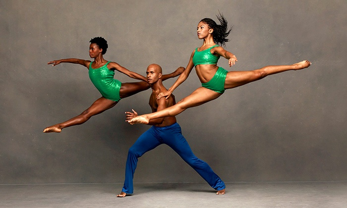 Alvin Ailey American Dance Theater - Shubert Theatre: Alvin Ailey American Dance Theater at Citi Performing Arts Center Wang Theatre on March 26 or 27 (Up to 40% Off)