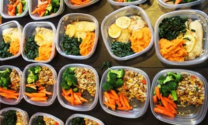 RCBC Studio: $75 for a 2.5-Hour Nutrition Class with Meal Prep at RCBC Studio ($200 Value)
