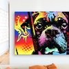 """$37.99 for 26""""x18"""" Dean Russo Animal Art on Canvas"""