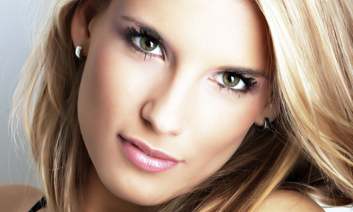 Eclissi Salon - West Glen Community Association: Haircut with Conditioning Treatment, Basic Color, or Partial Highlights at Eclissi Salon (Up to 55% Off)