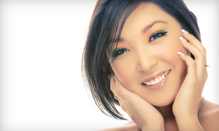 Sunlounge Spa - Multiple Locations: $99 for Organic Teeth Whitening at Sunlounge Spa ($249 Value)