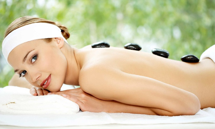 Hey Beautiful Salon and Spa - Northwest District: $145.99 for a Spa Package with Massage and LED Facial at Hey Beautiful Salon and Spa ($315 Value)