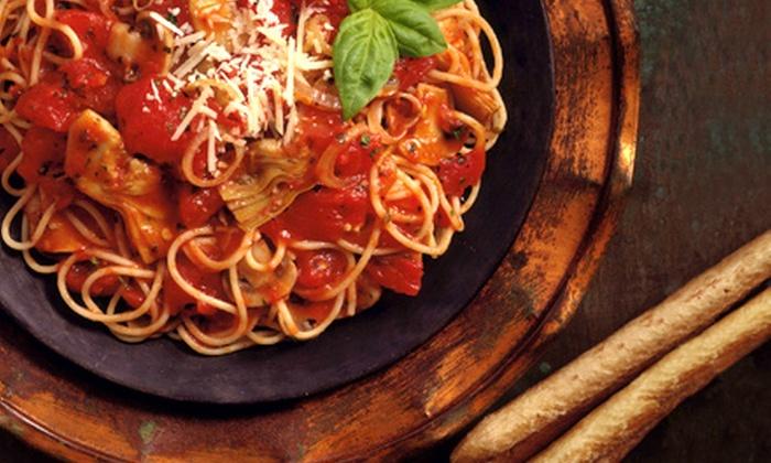 Eddie Cerino's Casual Italian - Lakewood: $11 for $20 Worth of Casual Italian Cuisine at Eddie Cerino's Casual Italian