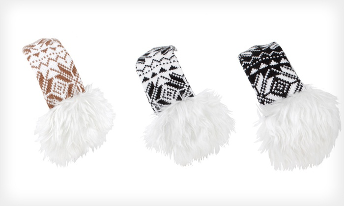 David & Young Women's Snowflake Headwrap: $12 for a David & Young Women's Snowflake Headwrap ($25 List Price). Five Styles Available. Free Returns.