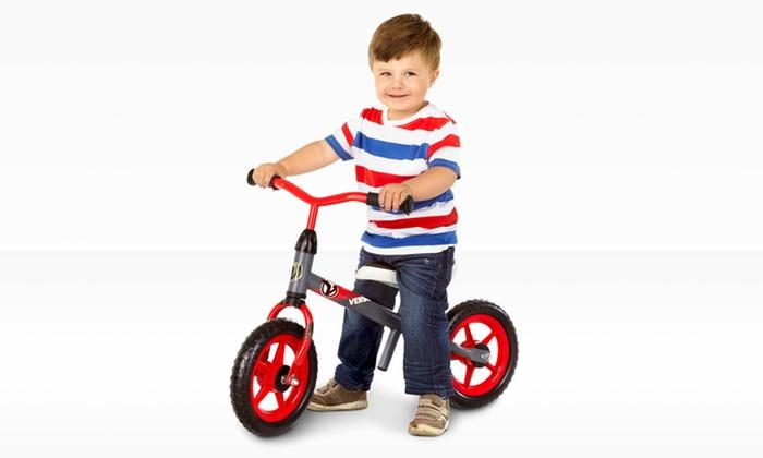 "10"" Kids' Balance Bikes: 10"" Kids' Balance Bikes in Gray or Green. Free Shipping and Returns."