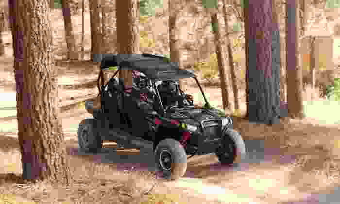 Enjoy The Mountain - Multiple Locations: $229 for a Two-Hour ATV Rental for Up to Four from Enjoy The Mountain ($458 Value)